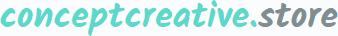 concepcreative.store Logo